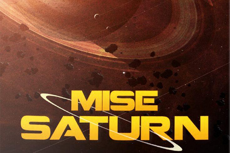 Vyhrajte dvě sci-fi knihy Mise Saturn - www.klubknihomolu.cz