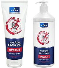 Soutěž o balíčky ALPA Sport Star emulze a masážní krém - www.chytrazena.cz