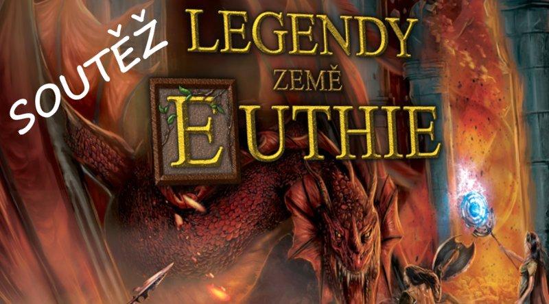 SOUTĚŽ o fantasy hru LEGENDY ZEMĚ EUTHIE - www.chrudimka.cz
