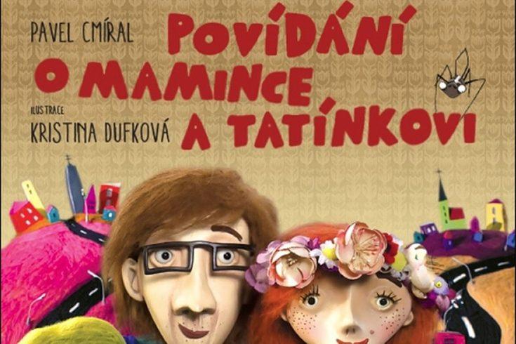 Vyhrajte dvě knihy pro děti Povídání o mamince a tatínkovi - www.klubknihomolu.cz