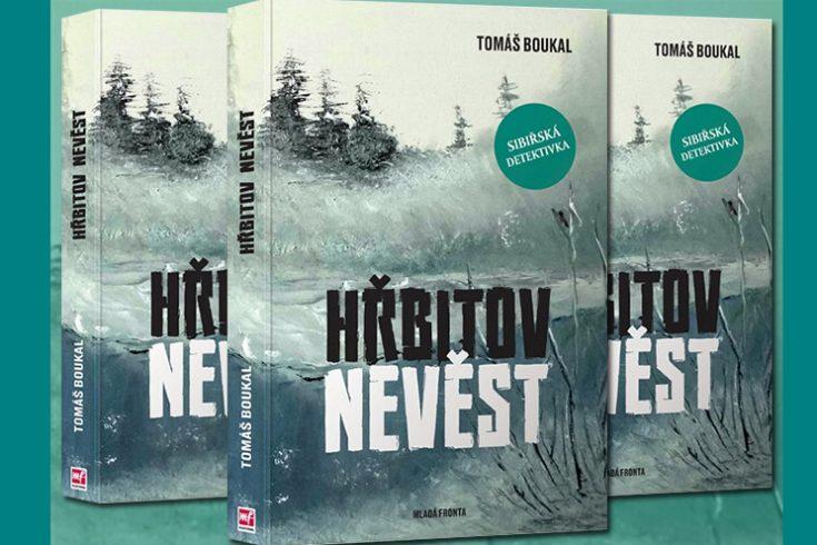 Vyhrajte tři knihy Hřbitov nevěst - www.klubknihomolu.cz