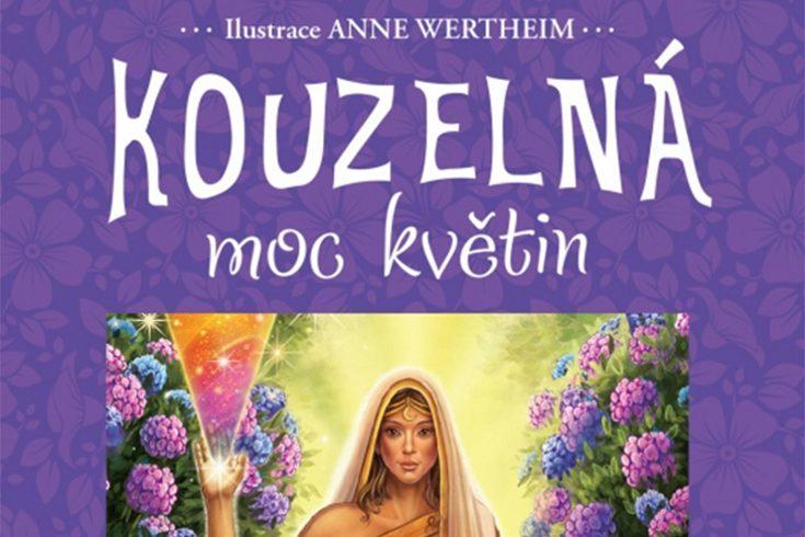 Vyhrajte dvě knihy s kartami Kouzelná moc květin - www.klubknihomolu.cz