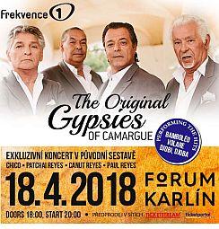 Soutěž o vstupenky na exkluzivní koncert skupiny Gipsy Kings - www.chytrazena.cz