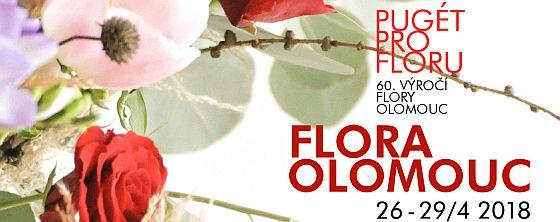 Soutěž o vstupenky na jarní etapu květinové výstavy Flora Olomouc - www.chytrazena.cz