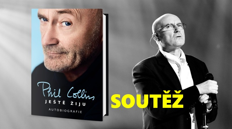 SOUTĚŽ o knihu Philla Collinse  Ještě žiju - www.chrudimka.cz
