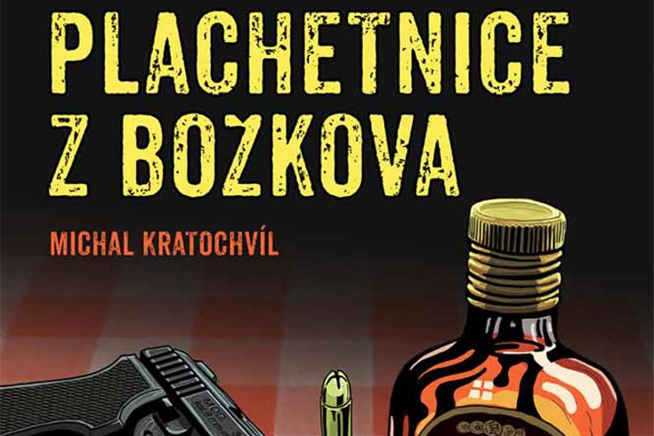Vyhrajte tři e-knihy Plachetnice z Božkova - www.klubknihomolu.cz