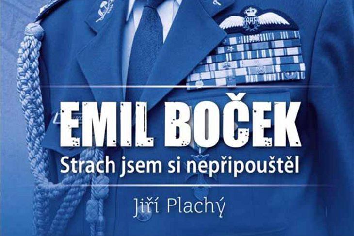 Vyhrajte dvě biografie Emil Boček: Strach jsem si nepřipouštěl - www.klubknihomolu.cz
