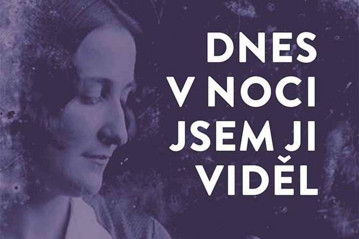 Vyhrajte tři knihy Dnes v noci jsem ji viděl - www.klubknihomolu.cz