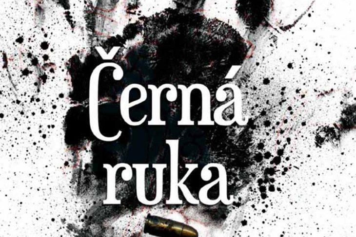 Vyhrajte dvě knihy Černá ruka - www.klubknihomolu.cz