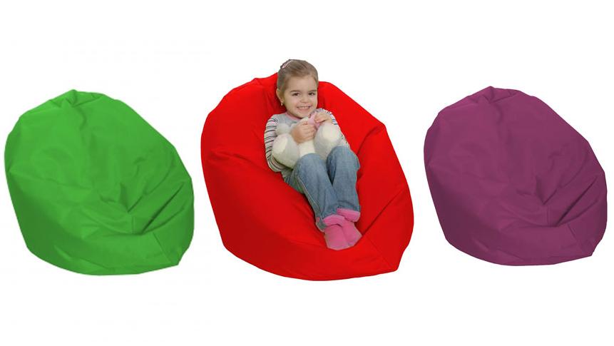 Stylový sedací vak je skvělým dárkem pro nejmenší  SOUTĚŽ - https://www.viralsvet.cz
