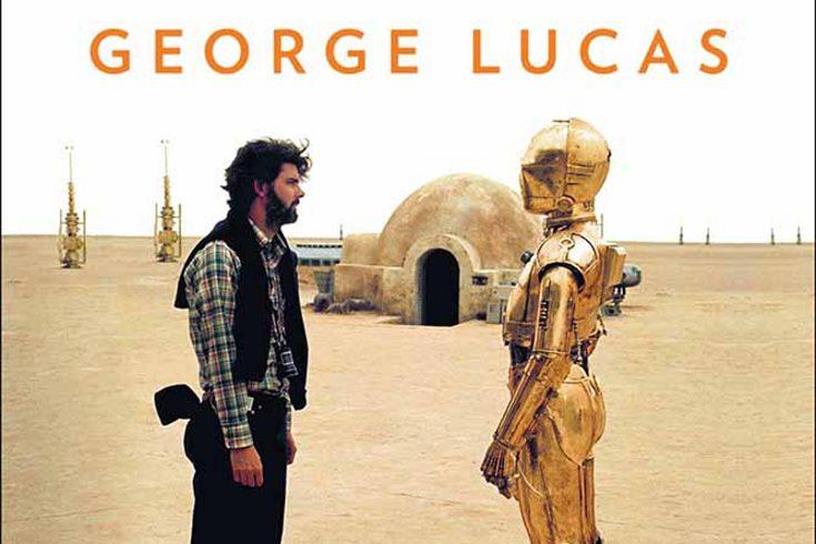 Vyhrajte tři stažení audiobiografie George Lucase - www.klubknihomolu.cz
