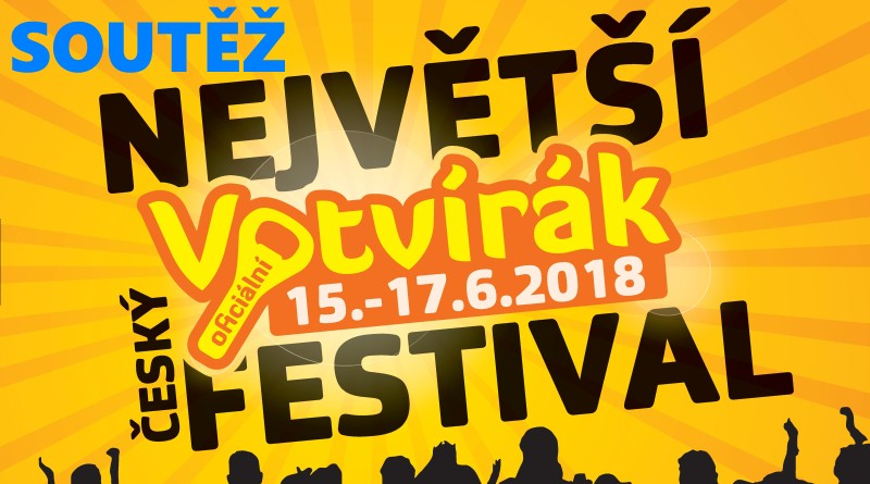 SOUTĚŽ o vstupenky na VOTVÍRÁK - www.chrudimka.cz