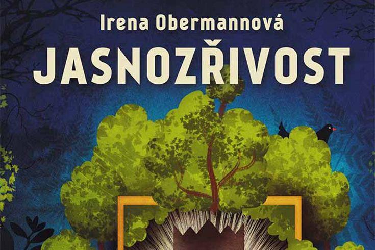Vyhrajte tři detektivky Jasnozřivost - www.klubknihomolu.cz