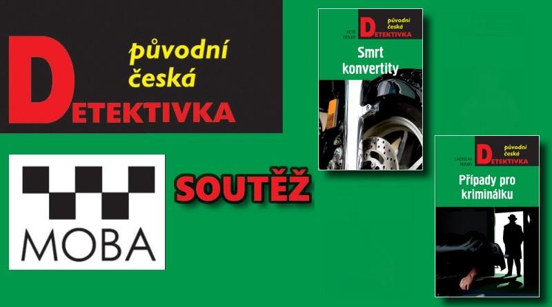 SOUTĚŽ o čtyři české detektivky - www.chrudimka.cz
