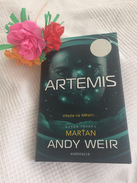 Soutěž o román Artemis  - memento-libri.blogspot.com