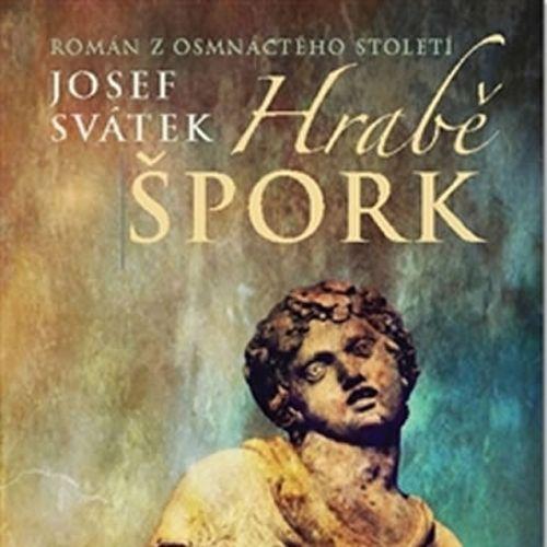 Vyhrajte tři sady knihy a e-knihy Hrabě Špork - www.klubknihomolu.cz