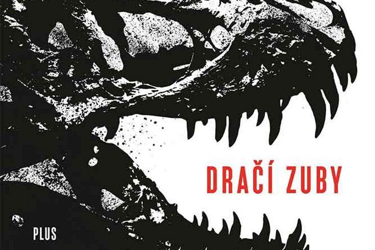 Vyhrajte tři knihy Dračí zuby - www.klubknihomolu.cz