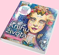 Soutěžte o novinku Vytvořte svou Knihu života - www.chytrazena.cz