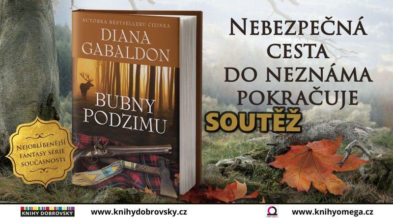 SOUTĚŽ o knihu BUBNY PODZIMU - www.chrudimka.cz