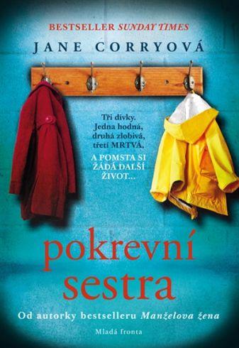 Soutěž o knihu Pokrevní sestra - www.vasesouteze.cz