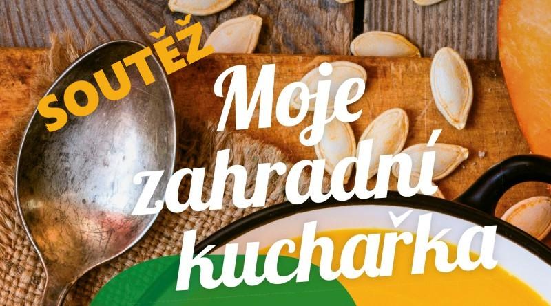 SOUTĚŽ o knihu Moje zahradní kuchařka - www.chrudimka.cz