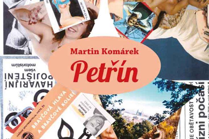 Vyhrajte tři knihy Petřín - www.klubknihomolu.cz
