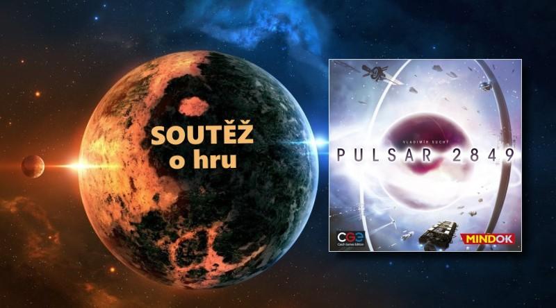 SOUTĚŽ o deskovou hru PULSAR 2849 - www.chrudimka.cz