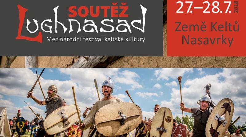SOUTĚŽ o vstupenky na festival keltské kultury LUGHNASAD - www.chrudimka.cz