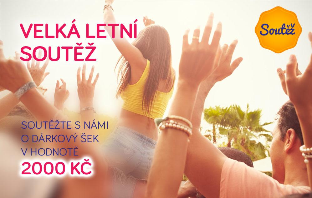 Soutěžíme o DÁRKOVÝ ŠEK v celkové hodnotě 2000 Kč - https://www.ok-moda.cz/soutez/aktualni%20soutez