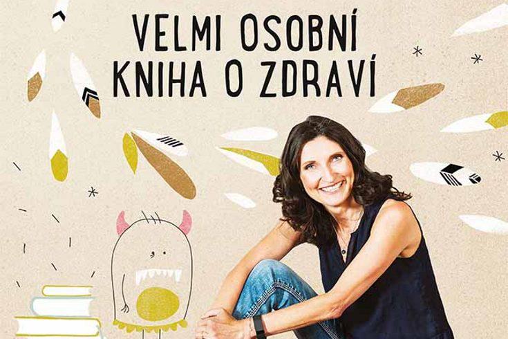 Vyhrajte tři knihy Velmi osobní kniha o zdraví - www.klubknihomolu.cz