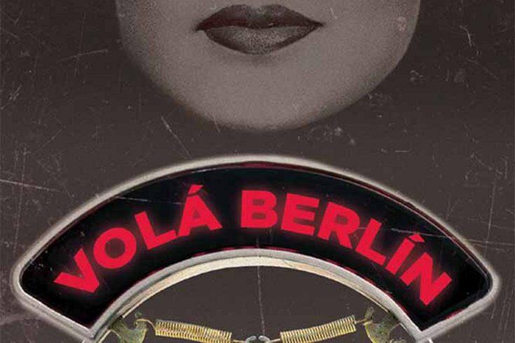 Vyhrajte dvě knihy Volá Berlín - www.klubknihomolu.cz
