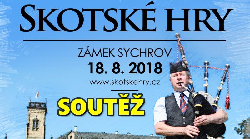 SOUTĚŽ o vstupenky na Skotské hry - www.chrudimka.cz