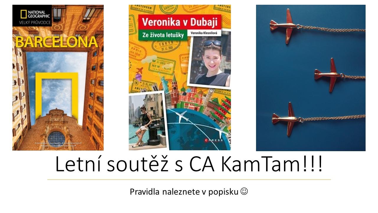 Velká cestovatelská soutěž - cestazapraci.cz