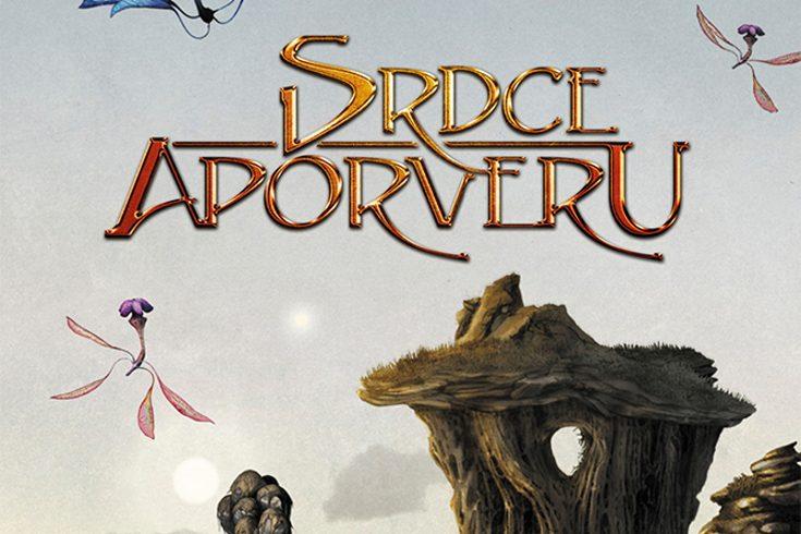 Vyhrajte dvě knihy Srdce Aporveru - www.klubknihomolu.cz