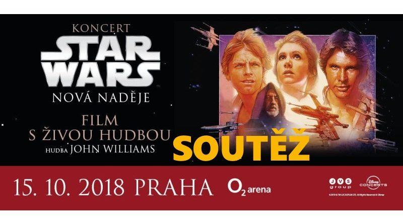 SOUTĚŽ o vstupenky na STAR WARS in Concert - www.chrudimka.cz