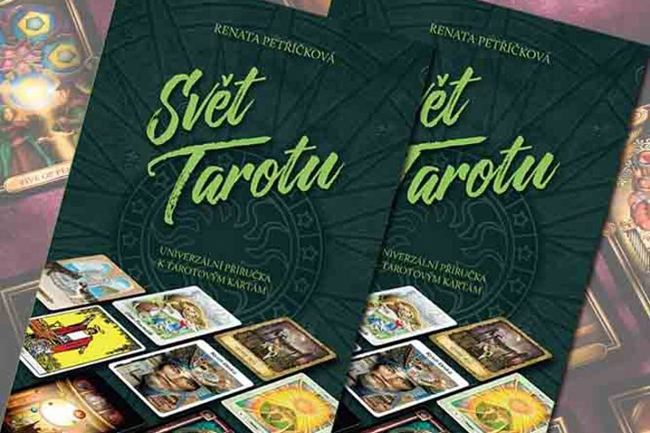 Vyhrajte dvě knihy Svět Tarotu - www.klubknihomolu.cz