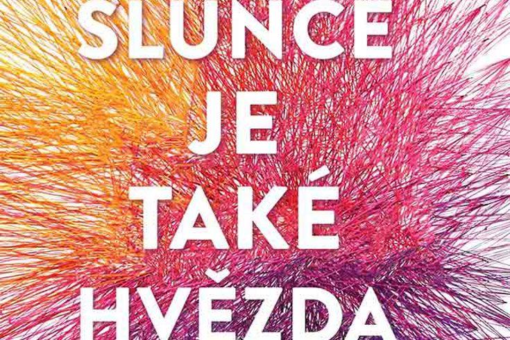 Vyhrajte tři knihy Slunce je také hvězda - www.klubknihomolu.cz