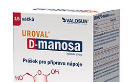 Soutěž o 3 balíčky Uroval® D-manosa - www.ententyky.cz