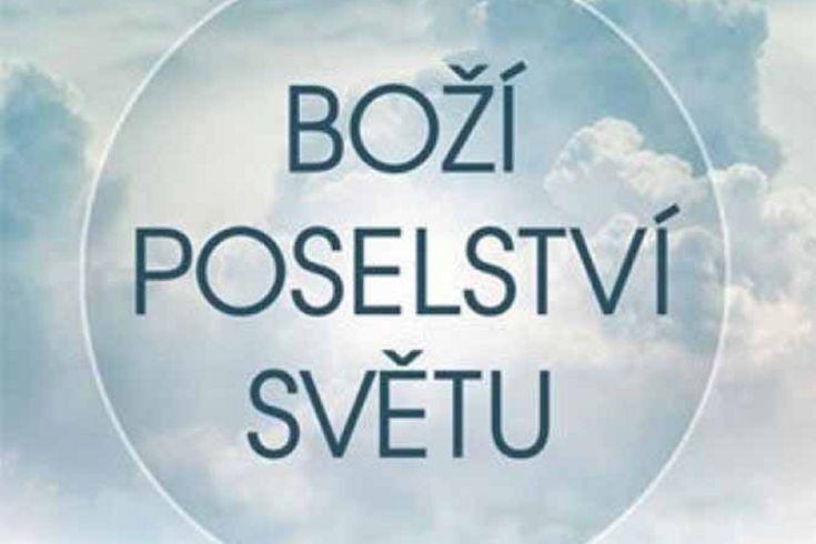 Vyhrajte pět knih Boží poselství světu - www.klubknihomolu.cz