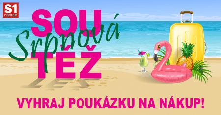 Soutěž s Nákupním parkem Zábřeh na Moravě o poukázky na nákup - bit.ly/Soutez-srpen-Zabreh