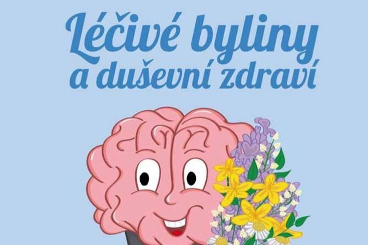 Vyhrajte pět knih Léčivé byliny a duševní zdraví - www.klubknihomolu.cz