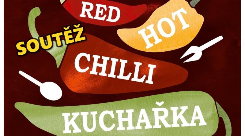 SOUTĚŽ o knihu Red Hot Chilli kuchařka - www.chrudimka.cz