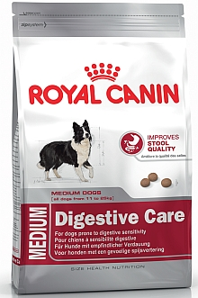 Soutěž o kompletní krmivo Royal Canin Digestive Care - www.chytrazena.cz
