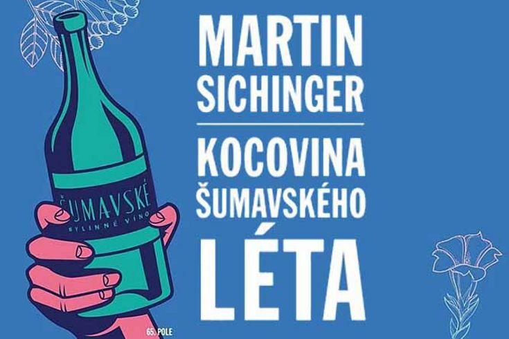 Vyhrajte tři knihy Kocovina šumavského léta - www.klubknihomolu.cz