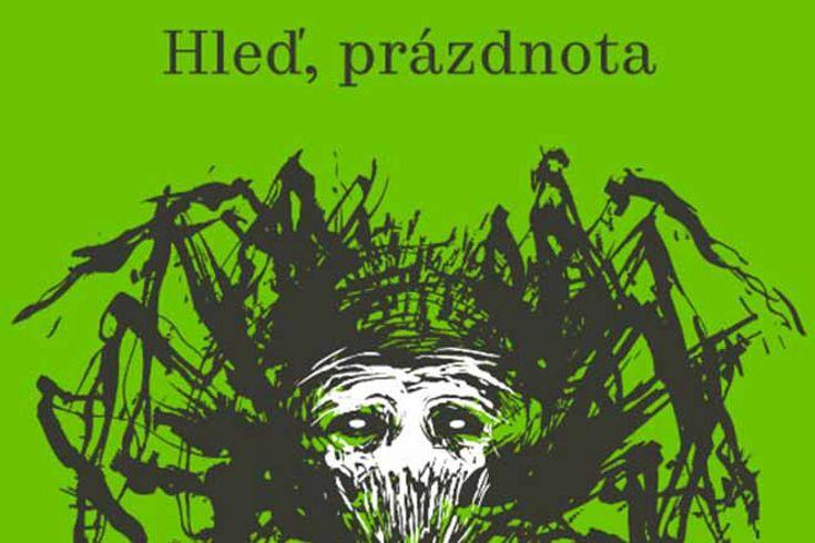 Vyhrajte tři knihy Hleď prázdnota - www.klubknihomolu.cz