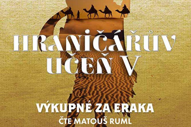 Vyhrajte tři audioknihy Výkupné za Eraka - www.klubknihomolu.cz