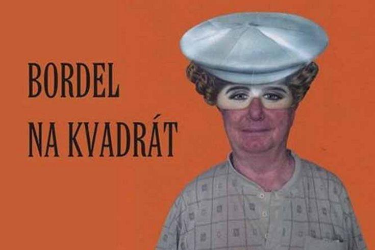 Vyhrajte dvě knihy Bordel na kvadrát - www.klubknihomolu.cz