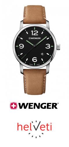 Soutěžte s Helveti.cz o hodinky Wenger Urban Metropolitan 01.1741.117 v hodnotě 4 290 Kč! - www.helveti.cz