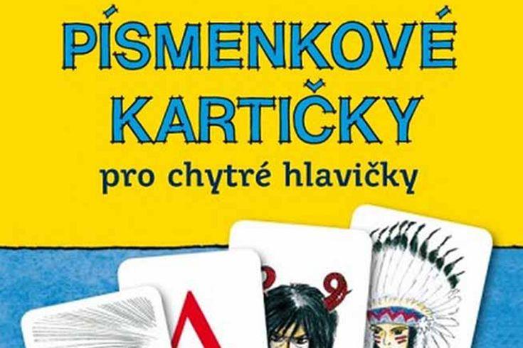 Vyhrajte dvě sady karet Písmenkové kartičky pro chytré hlavičky - www.klubknihomolu.cz