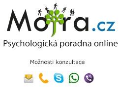 Soutěž o emailové konzultace s psychologem Mojra.cz - www.chytrazena.cz